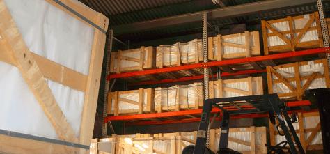 Thassos White Marble Warehouse Eurostone Houston