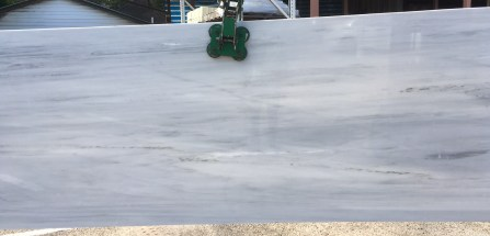 Dionysos White Natural Marble Slab Eurostone Houston