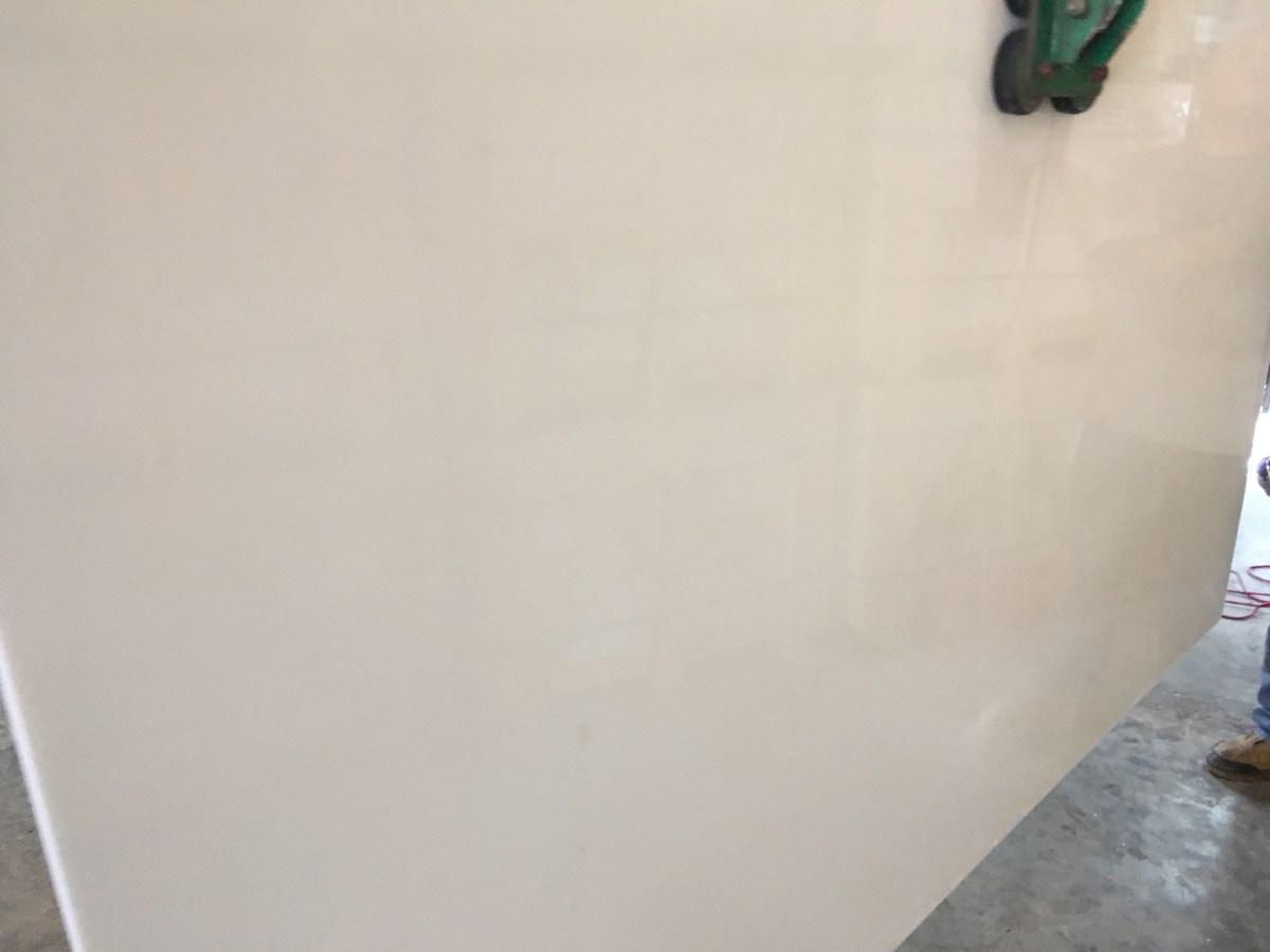 Thassos White natural Greek marble slab Eurostone Houston
