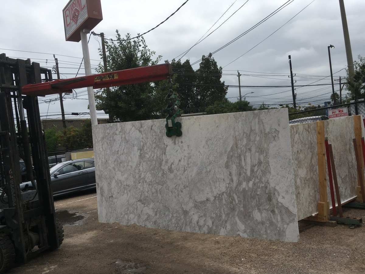 Arabesque White Natural Greek Marble Eurostone Houston