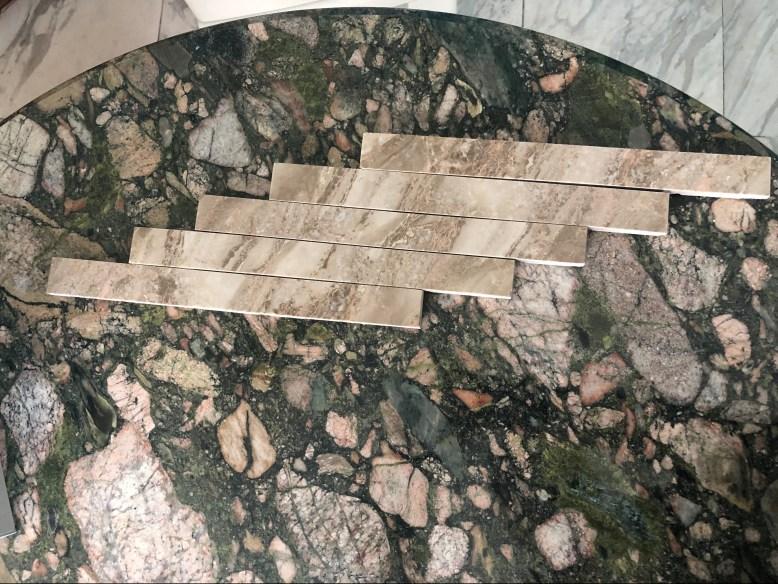 Natural Marble Mosaic Tiles Eurostone Houston