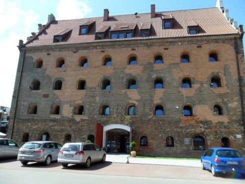 Hotel Królewski – Gdańsk
