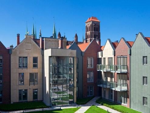 Kwartał Kamienic – Gdańsk