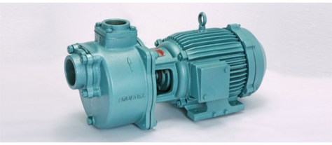 Aquasub AQUATEX centrifugal pump unit. Aqua Group has an extensive product range but all are destined for critical applications for agriculture, domestic or industrial water supply. With a capacity to produce 4000 pumps a day, reliability of their 200 machine tools is of crucial importance to maintain deliveries.
