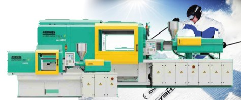 "The company's spokeman says: ""The versatility of our Allrounder injection moulding machines is matched by great variety of plastic products made with them. Whether you come from the medical, automotive, electronics, packaging or technical injection moulding industry, with Arburg you can be sure that you have the right partner at your side."