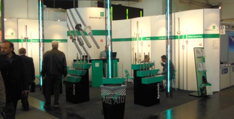 The new lead screws answer to many questions of designers and the booth of Eichenberger Gewinde is the perfect place to discover that new product range.