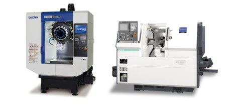 Watch industry specialists: Brother S500 X1 and Miyano BNA-42 MSY.