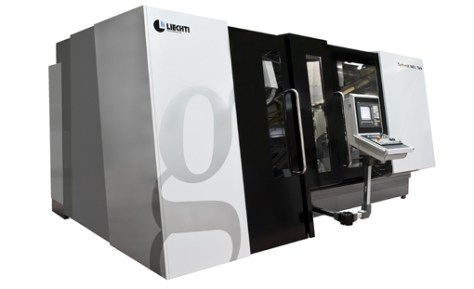 Liechti Engineering AG is a leading specialist of 5-axis milling machines.