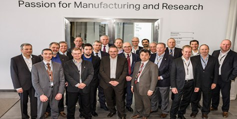 Attendees of the first ever Gear Summit on March 16th to 19th 2015 in Sandviken, Sweden