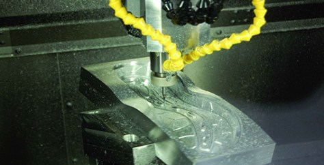 Tool and mould-making offers new and expanded solutions for implementing complex geometries in plastic, metal or glass.