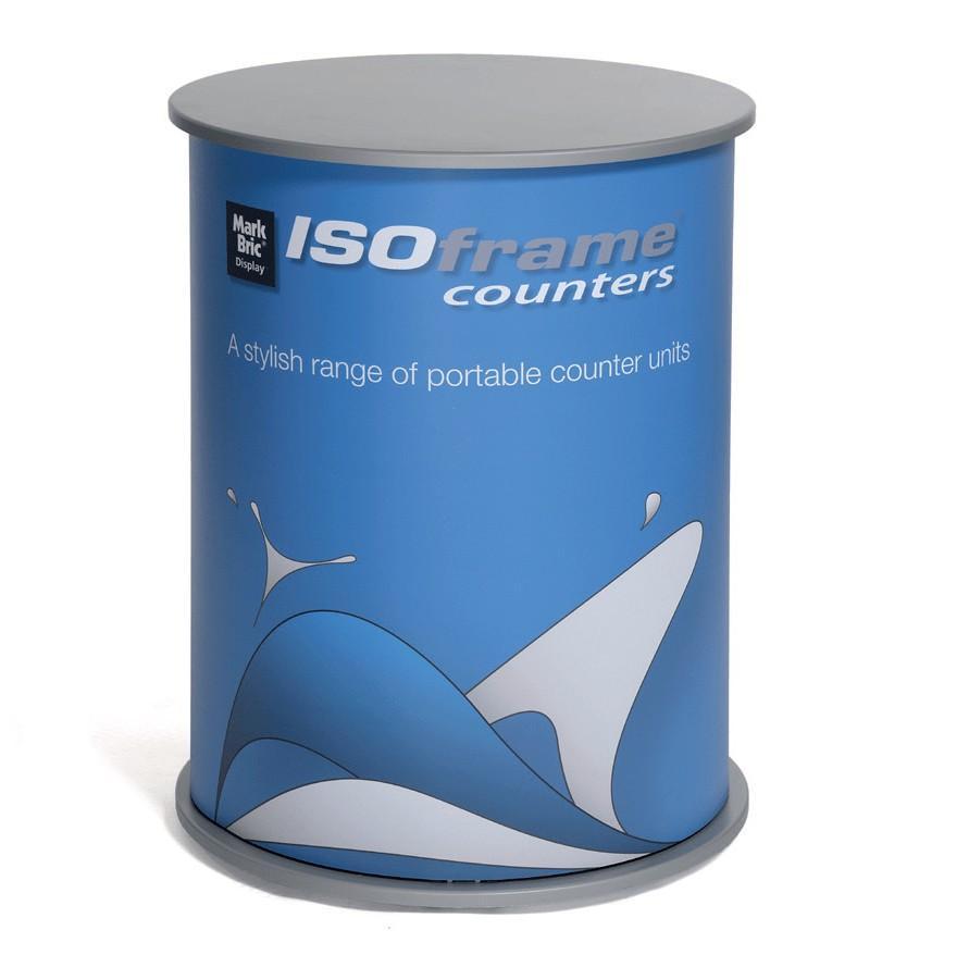 round isoframe counter