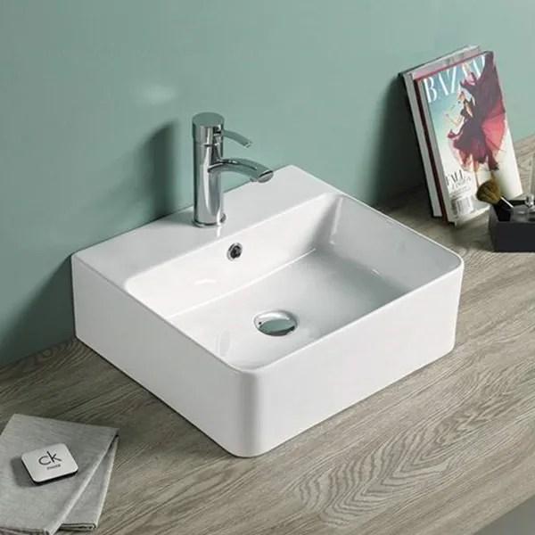 Aria Small Bathroom Basin Eurotrend