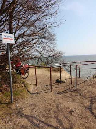 """""""Barrierefreie"""" Radwege in Deutschland"""