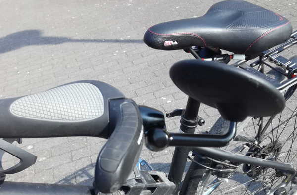 Bike-Modifikation: Ninas Cycle Star (brauchbare Ausführung)