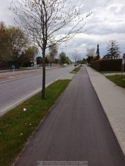 Traumhafte Radwege nähe Kopenhagen