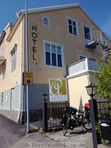 EuroVelo10Blog: 8. Etappe Nothotel
