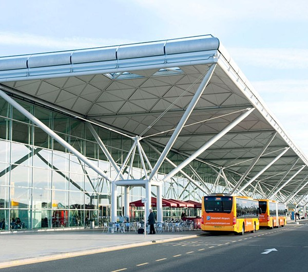 Aeropuerto Stansted de Londres