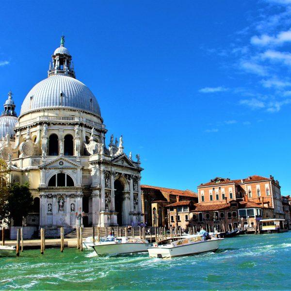 Basílica de Santa Maria della Salute en Venecia