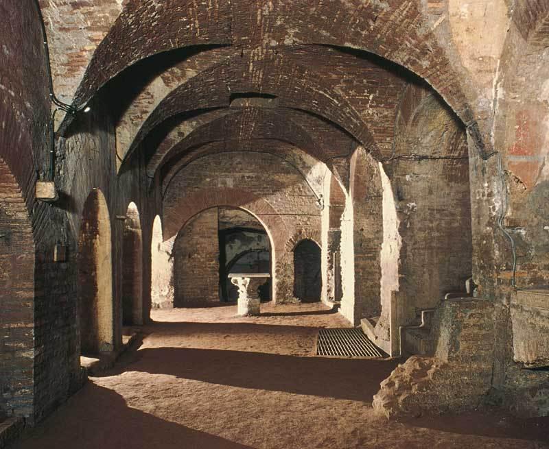 Catacumbas de Roma