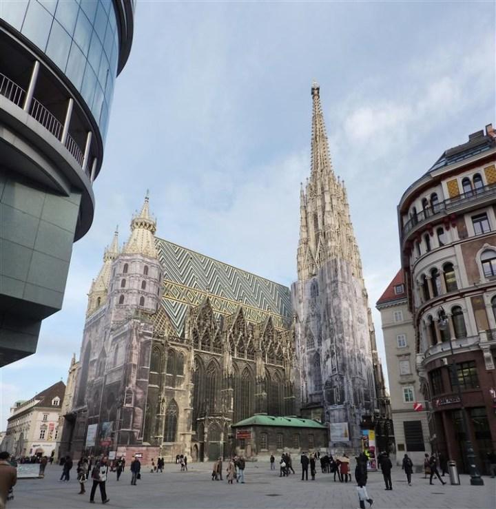 Catedral San Esteban de Viena