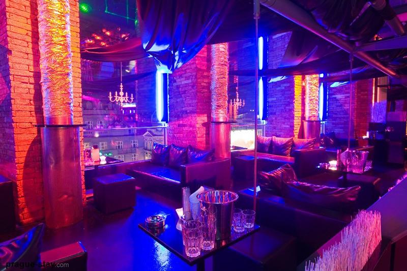 Club-Restaurante Radost FX en Praga