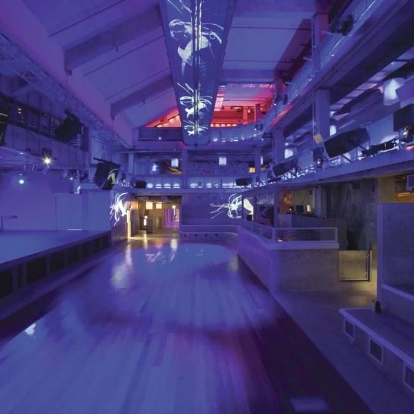 Discoteca Matter de Londres