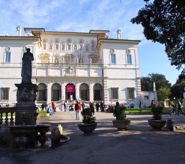 Galería Borghese en Roma