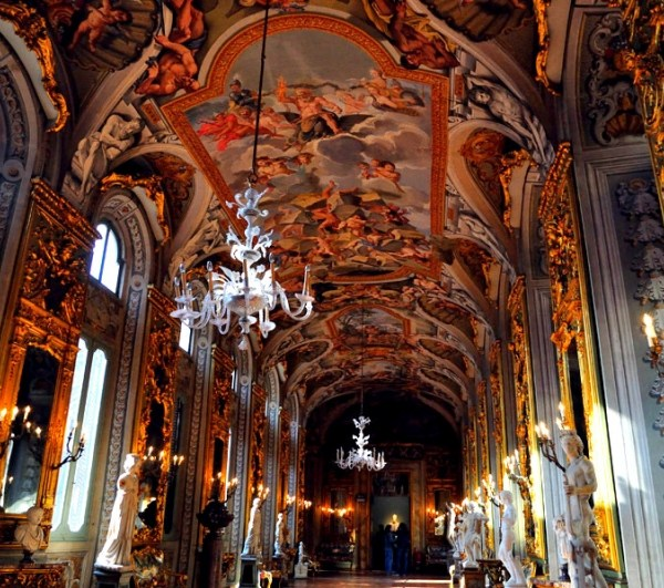Galería Doria Pamphilj en Roma