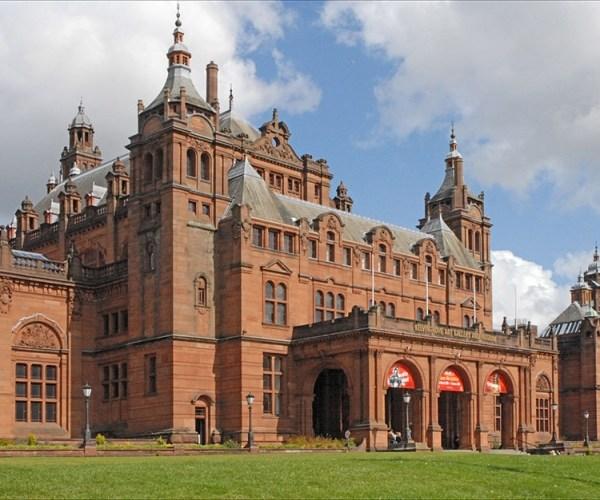 Galería de Arte y Museo Kelvingrove de Glasgow