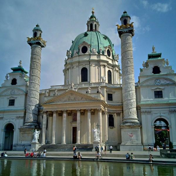 Iglesia San Carlos de Borromeo de Viena