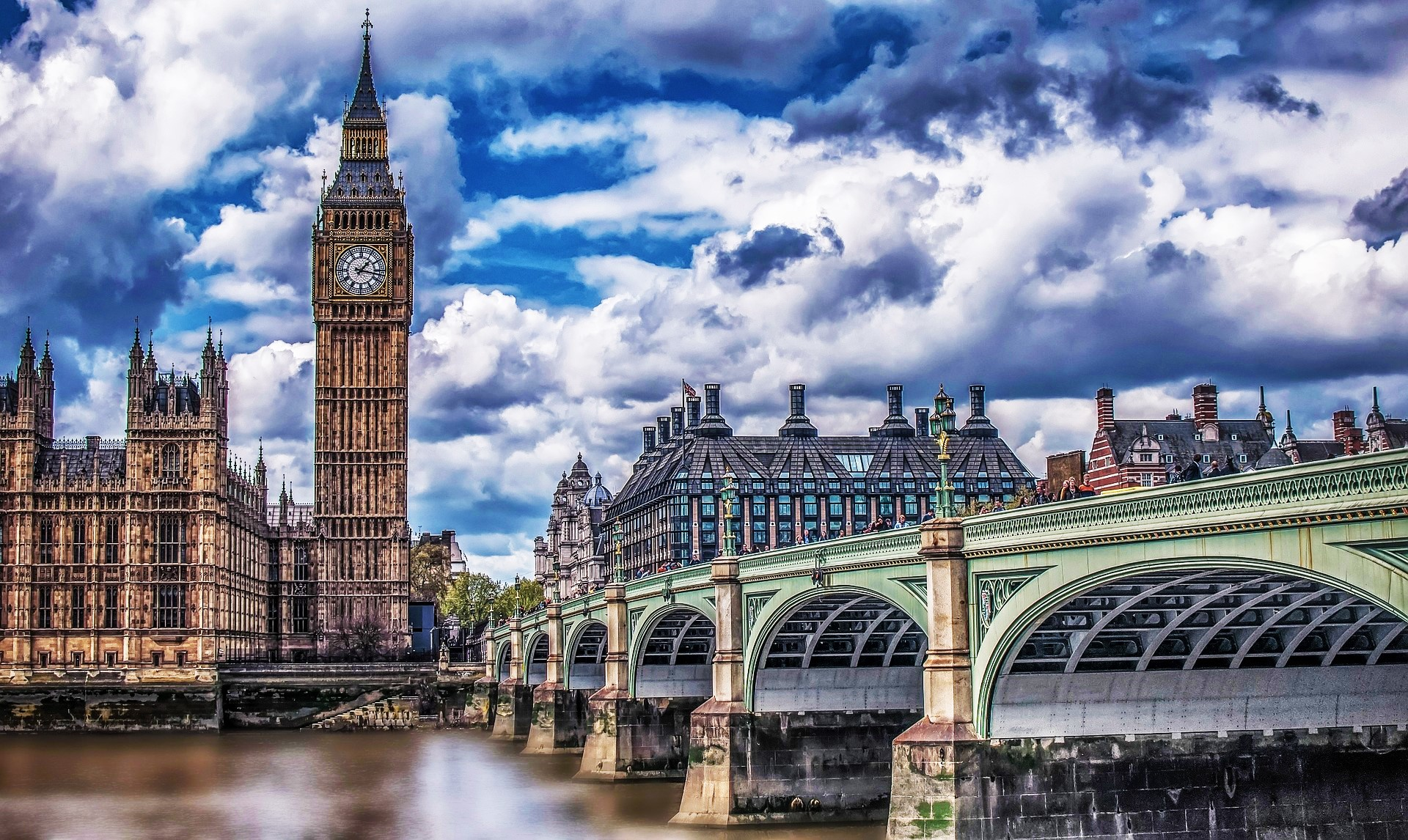 Lugares más visitados de Londres