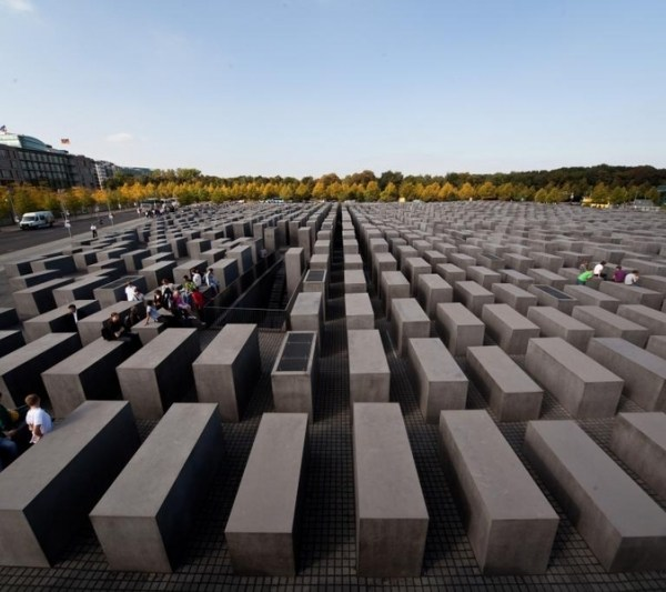 Monumento al Holocausto de Berlín