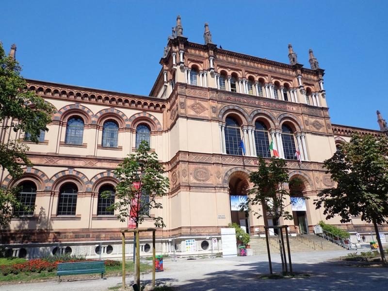 Museo Cívico de Historia Natural en Milán