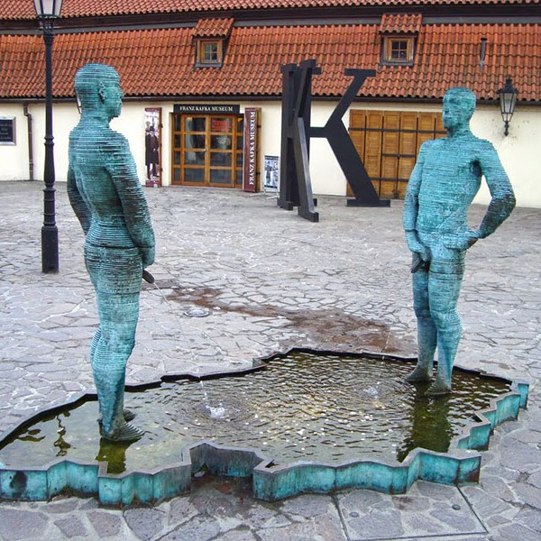 Museo Franz Kafka en Praga