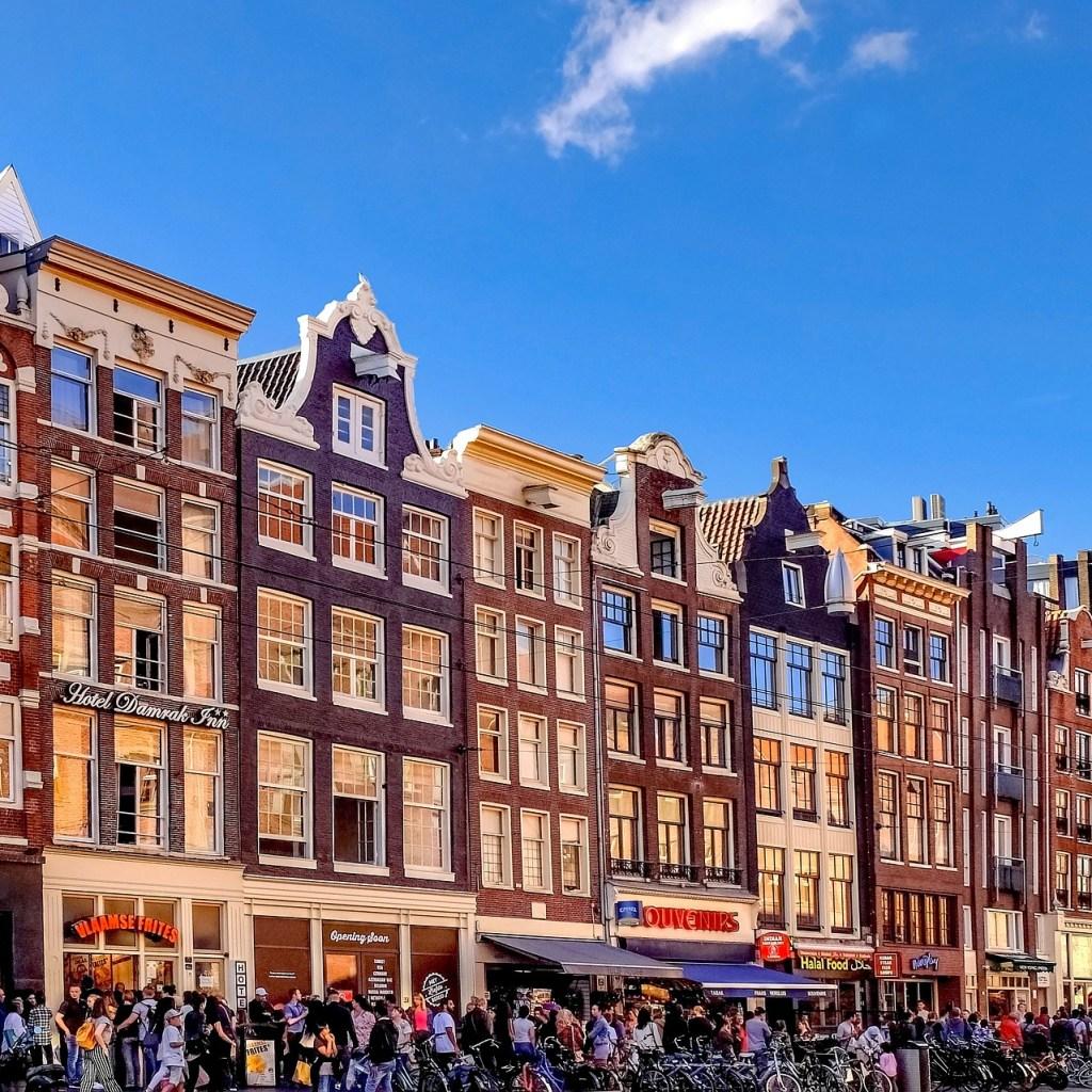 ¿Por qué viajar a Ámsterdam?