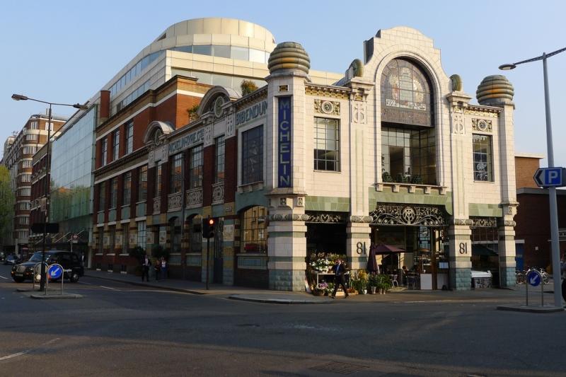Restaurante Bibendum en Londres