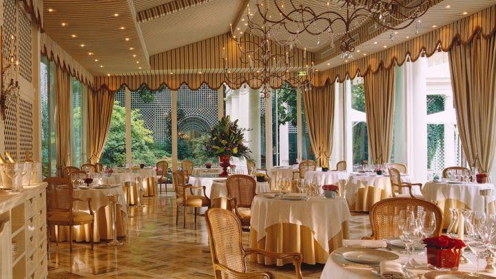 Restaurante Bristol en París