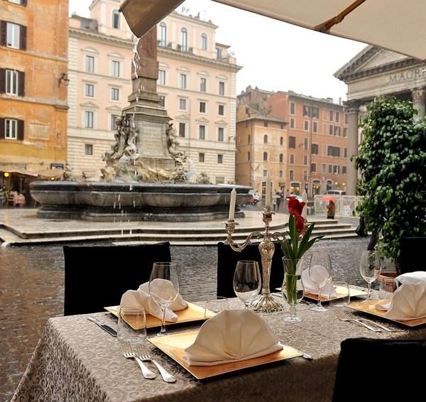 Restaurante Di Rienzo en Roma