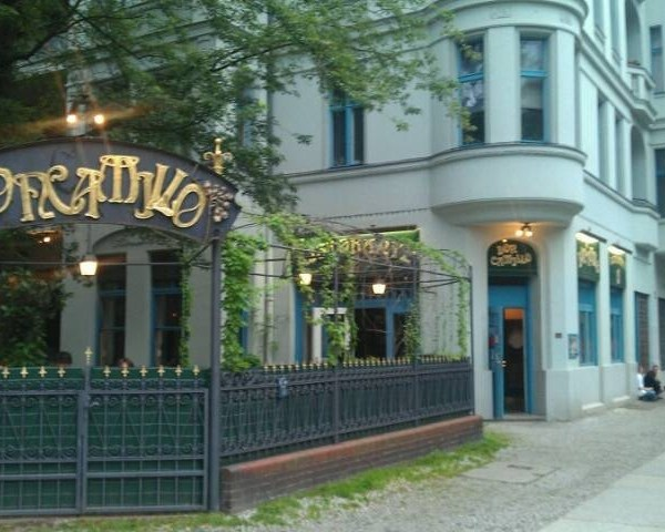 Restaurante Don Camillo en Berlín