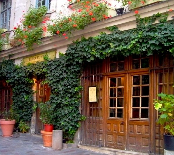Restaurante Le Coupe-Chou en París