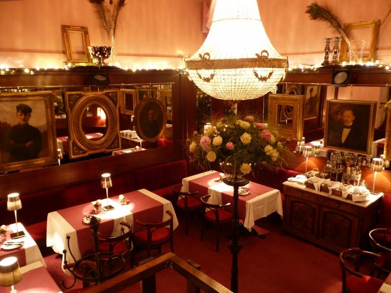 Restaurante Neuer Bamberger Reiter en Berlín