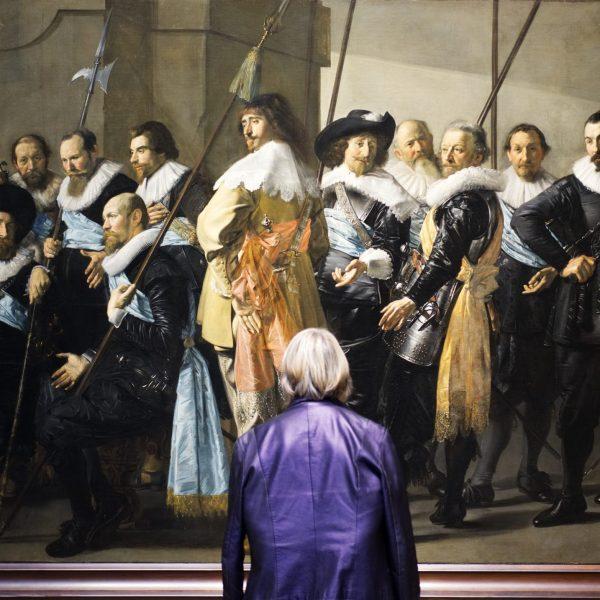 Rijksmuseum – Museo Nacional de Holanda en Ámsterdam