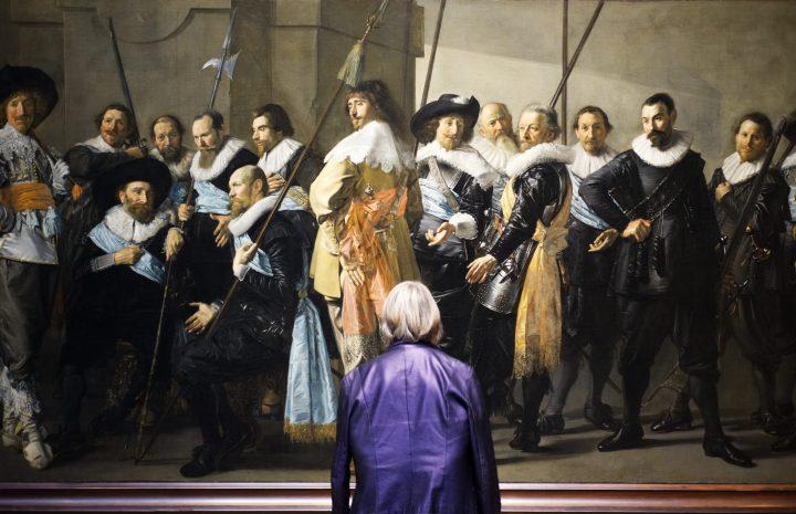 Rijksmuseum Museo Nacional de Ámsterdam