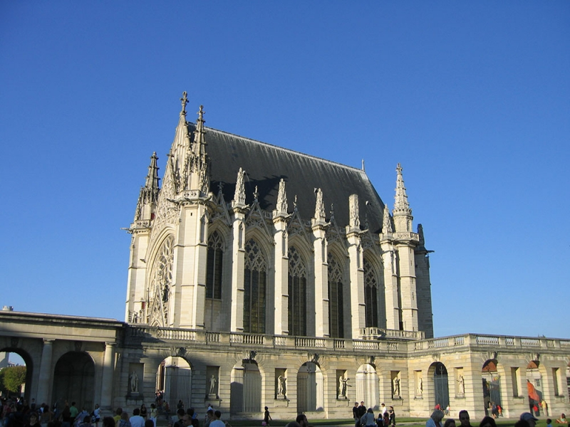 Santa Capilla de París