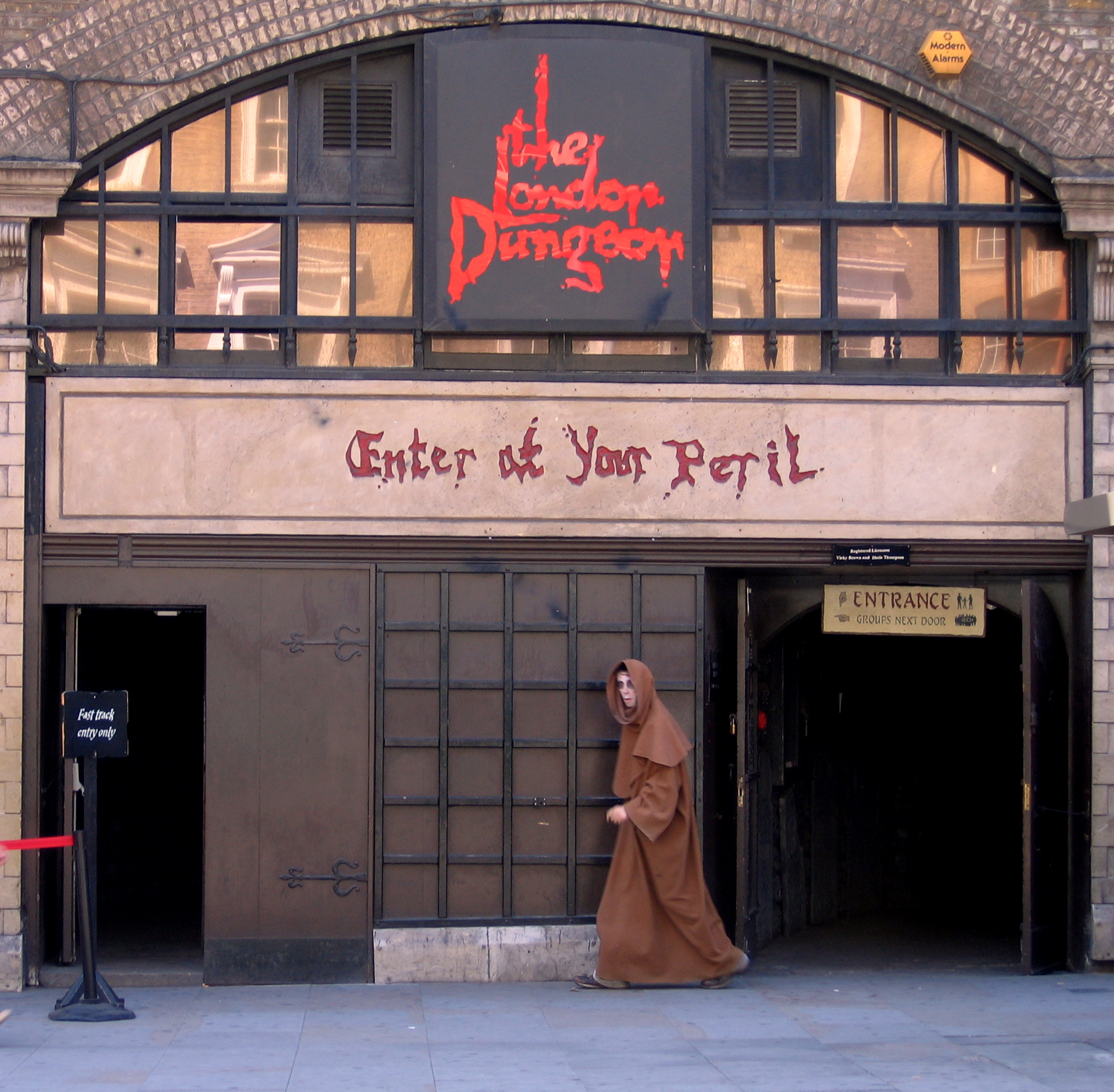 The London Dungeon - Museo del Terror de Londres