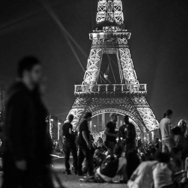 Vida Nocturna en París