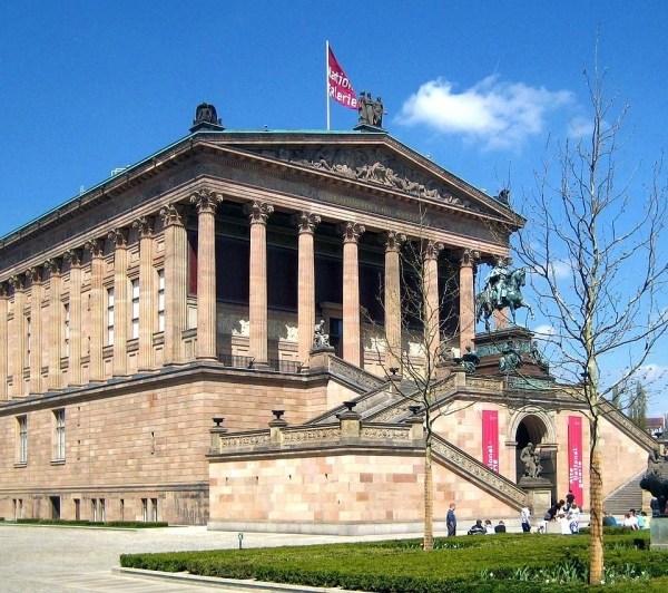 Antigua Galería Nacional de Berlín