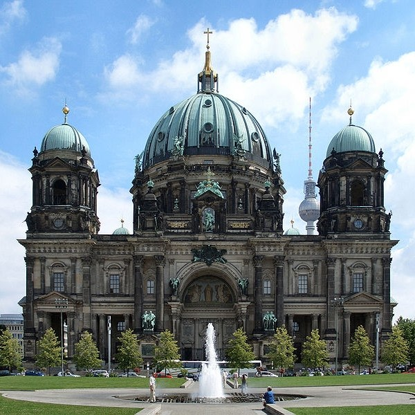 Catedral de Berlín (Berliner Dom)