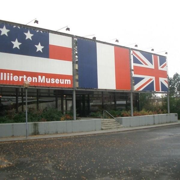 Museo de los Aliados en Berlín