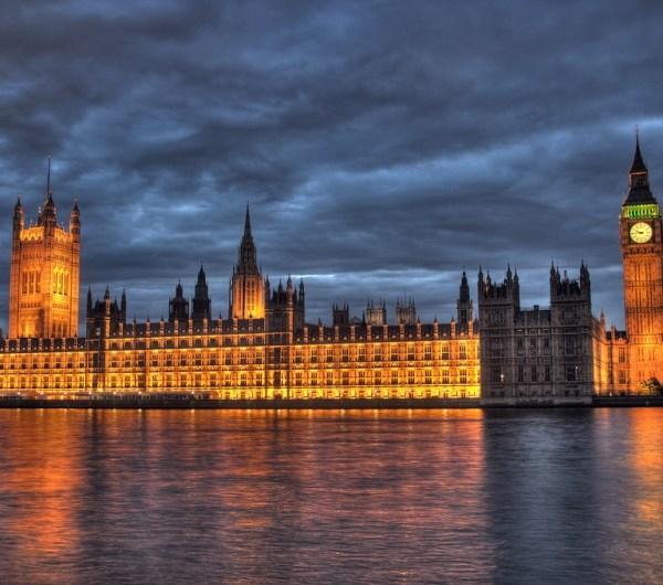 Palacio de Westminster de Londres